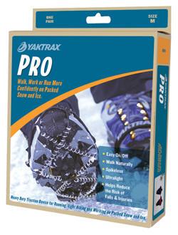 Yaktrax Pro #proyaktax